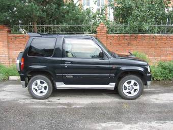 2000 Mitsubishi Pajero Mini For Sale