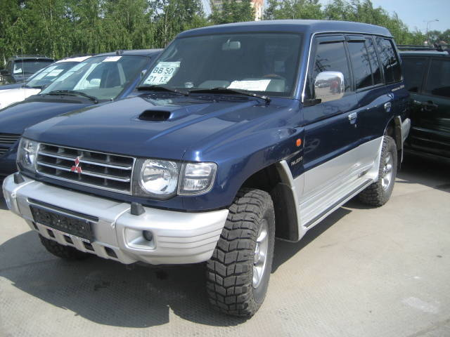 1998 Mitsubishi Pajero Sport Pictures, 2800cc., Diesel, Automatic For Sale