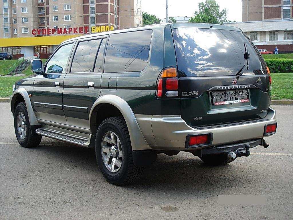 1999 Mitsubishi Pajero Sport Photos, 3.0, Gasoline, Automatic For Sale