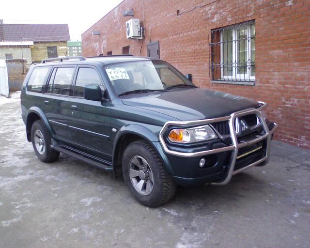 Pajero Sport 2005 Used 2005 Mitsubishi P...