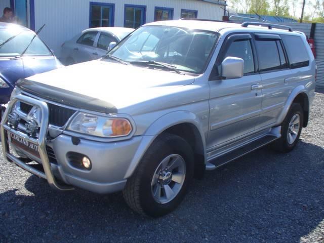 Pajero Sport 2005 2005 Mitsubishi Pajero...