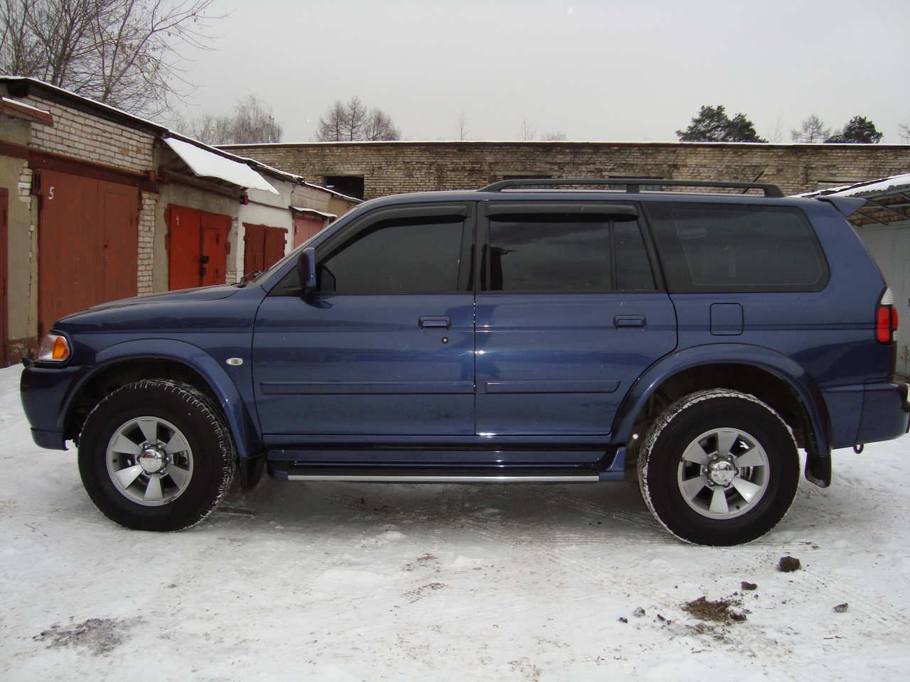 Used 2008 Mitsubishi Pajero Sport Photos, 3000cc., Gasoline, Automatic For Sale