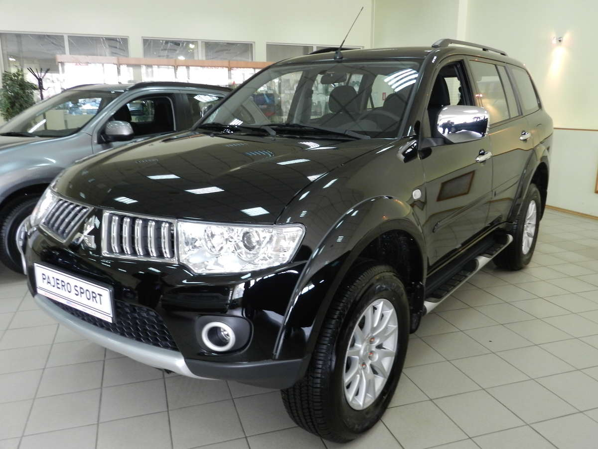 2012 Mitsubishi Pajero Sport Pictures, 2.5l., Diesel, Automatic For Sale
