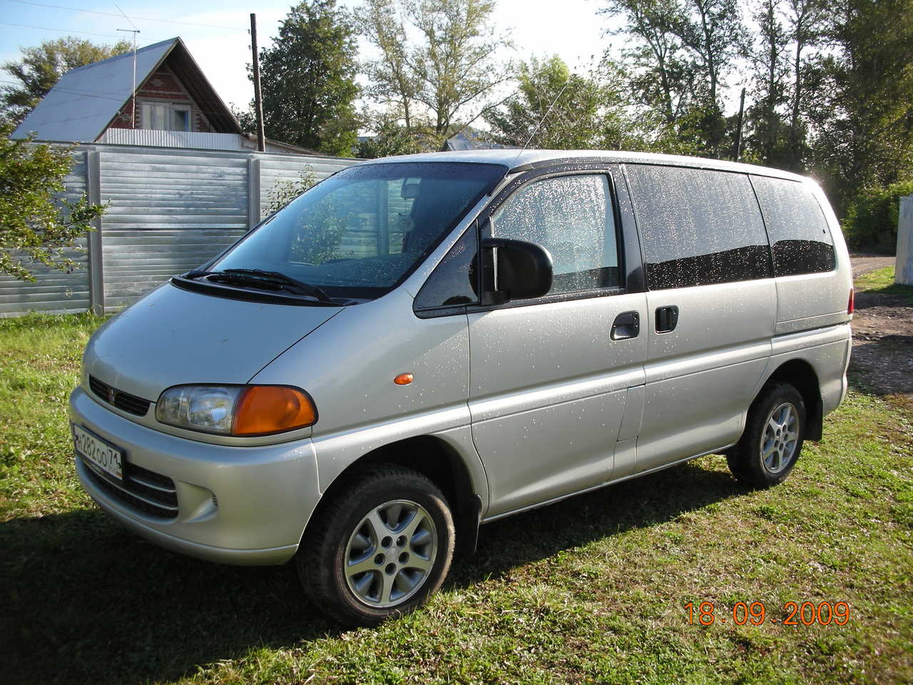 Used 1996 Mitsubishi Space Gear Photos 1997cc Gasoline