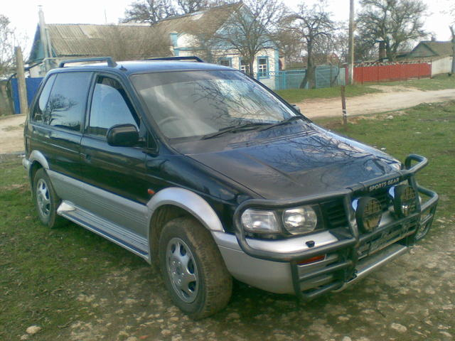 used 1993 mitsubishi space runner photos 2000cc gasoline automatic for sale. Black Bedroom Furniture Sets. Home Design Ideas