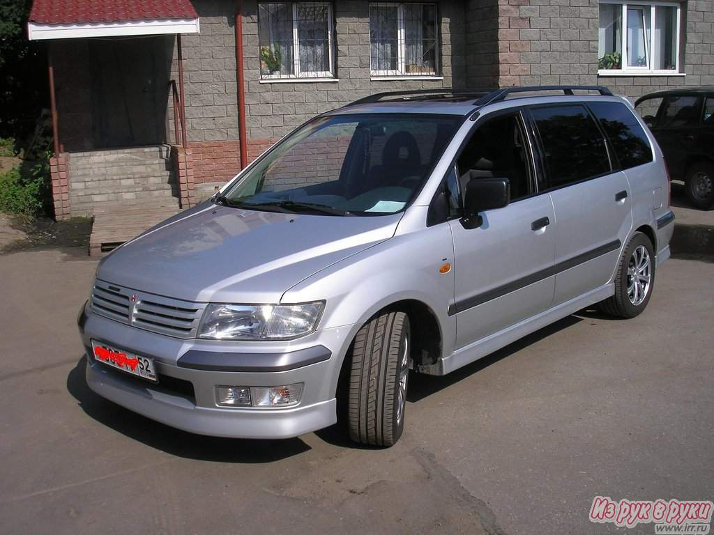 2001 mitsubishi space wagon pictures 2400cc gasoline ff automatic for sale. Black Bedroom Furniture Sets. Home Design Ideas