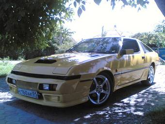 1990 Mitsubishi Starion Pictures