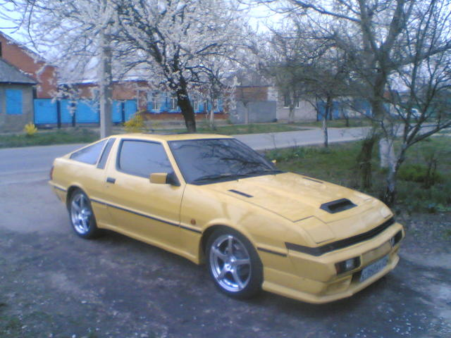 1990 Mitsubishi Starion Photos 2 0 Gasoline Fr Or Rr