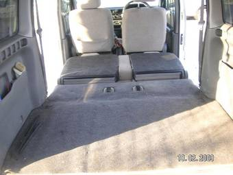 2002 Mitsubishi TOWN BOX Pictures, 0.7l., Gasoline, Automatic For Sale