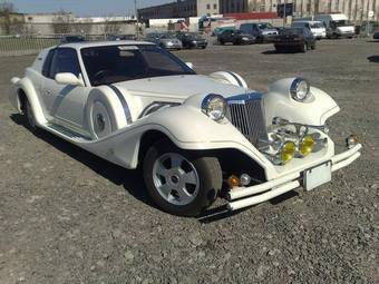 1990 Mitsuoka Le-seyde Pictures