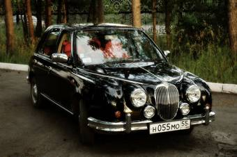 2000 Mitsuoka Viewt Pictures