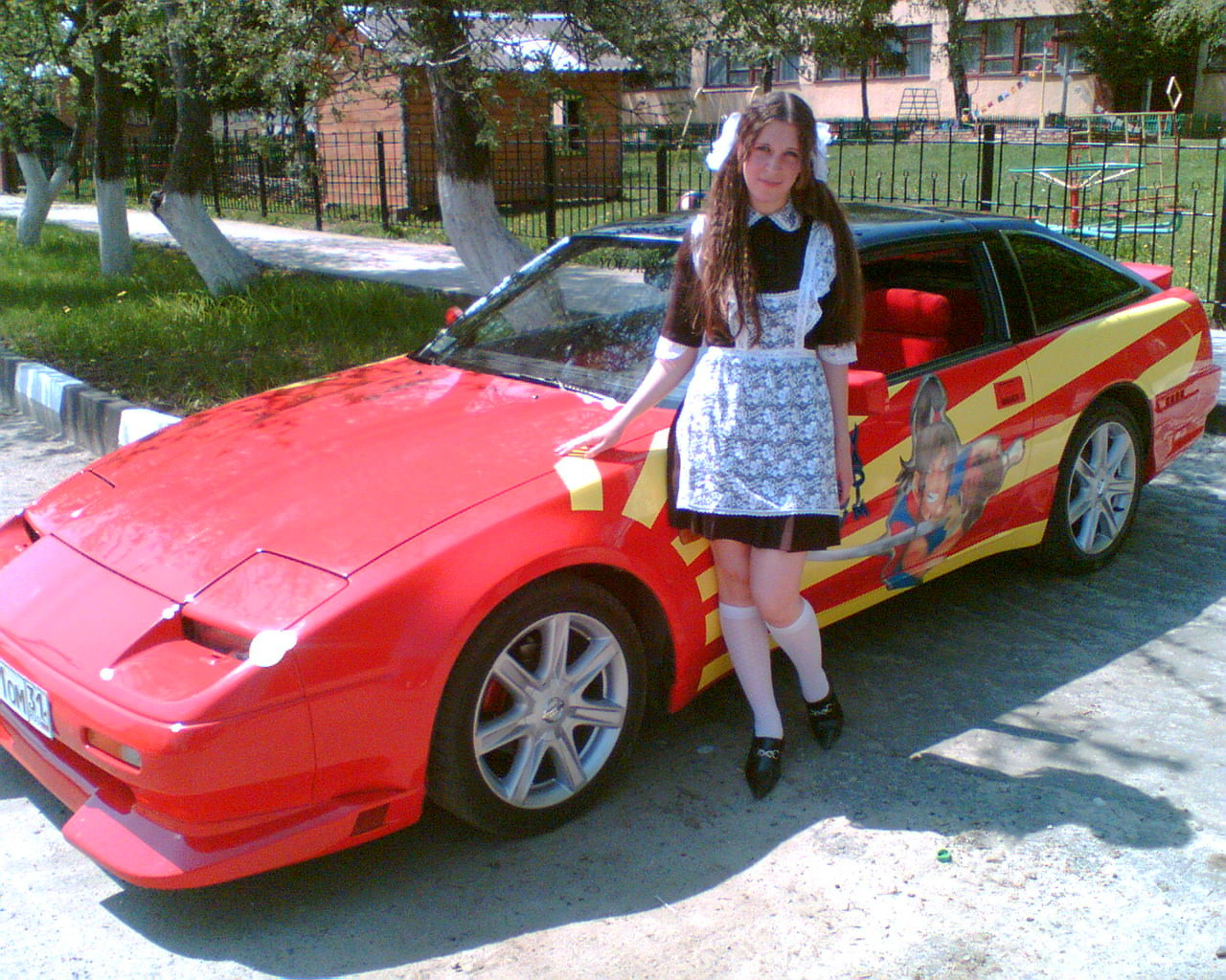 1987 nissan 300zx pictures for