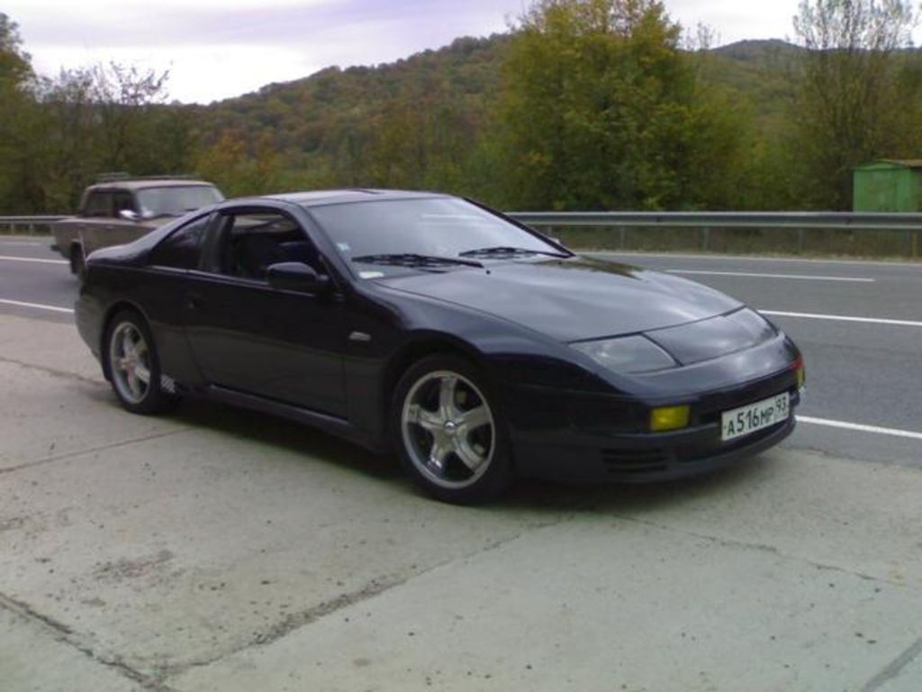 1993 Nissan 300zx Pictures