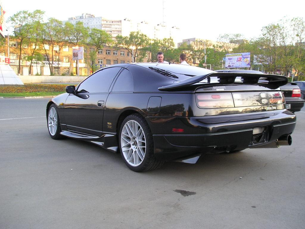 1995 Nissan 300zx Pictures 3000cc Gasoline Fr Or Rr