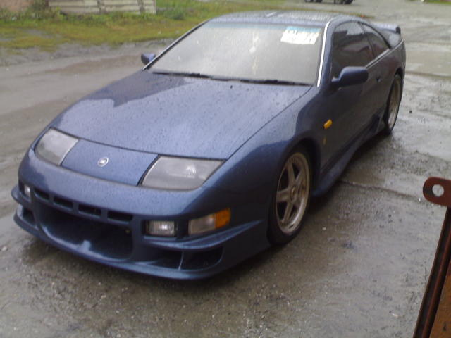 Used 2000 Nissan 300zx Photos 300cc Gasoline Manual