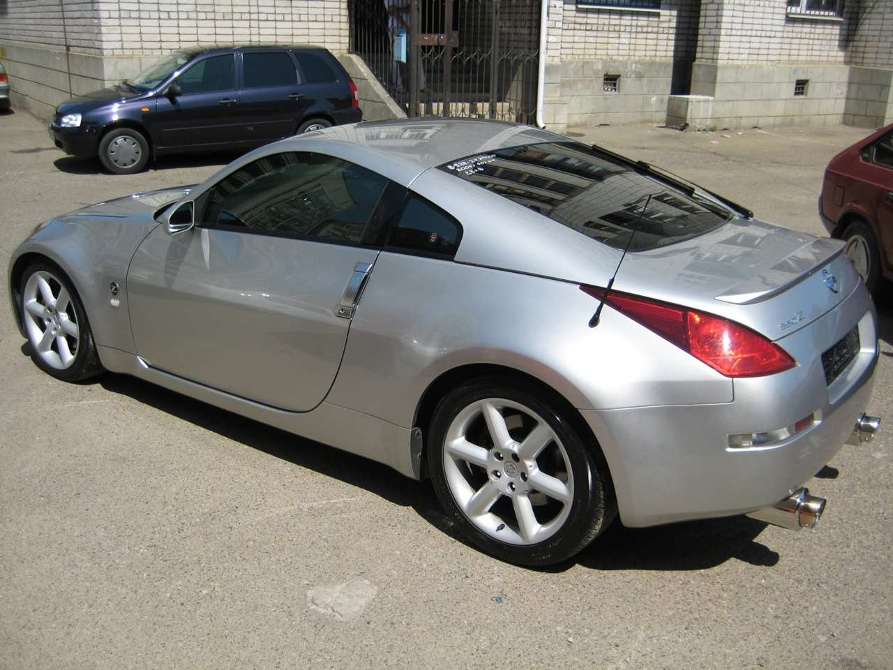 2004 nissan 350z for sale 3498cc gasoline fr or rr. Black Bedroom Furniture Sets. Home Design Ideas
