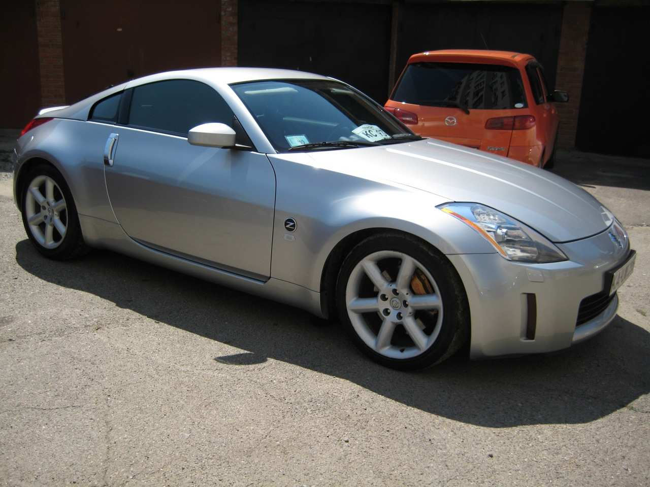 used 2004 nissan 350z photos, 3498cc., gasoline, fr or rr, manual