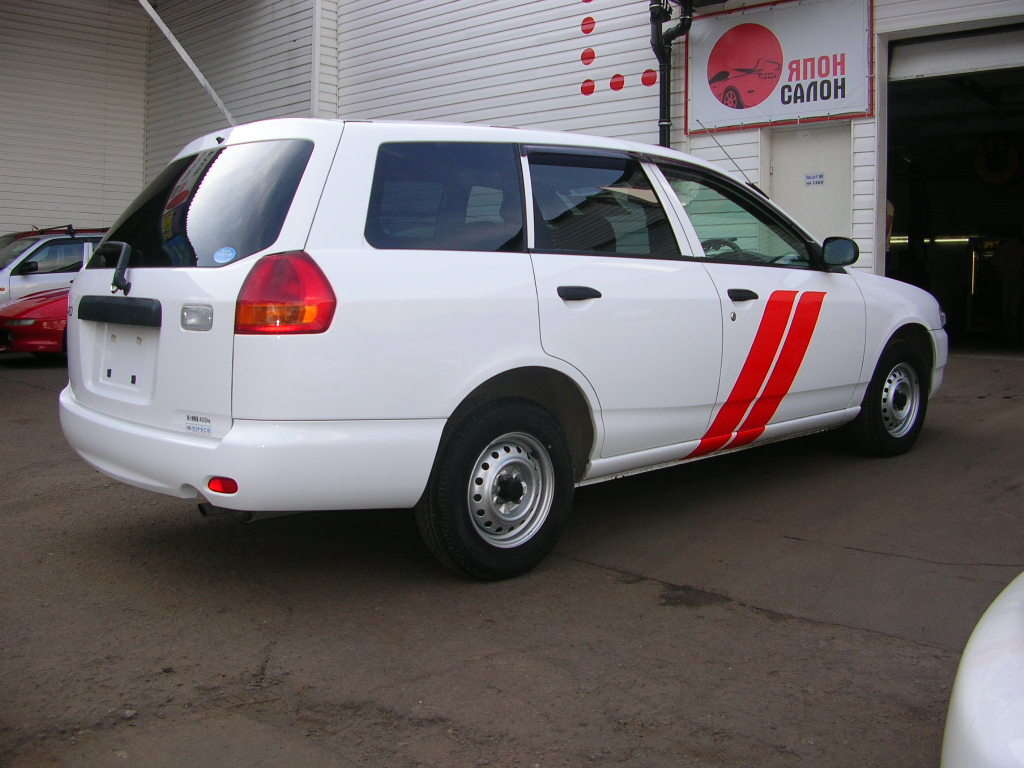 2004 nissan ad wagon photos 1 5 gasoline ff automatic for sale. Black Bedroom Furniture Sets. Home Design Ideas
