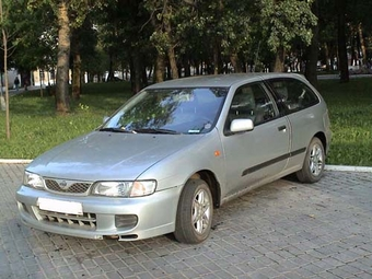 1998 nissan almera pictures, gasoline, ff, manual for sale