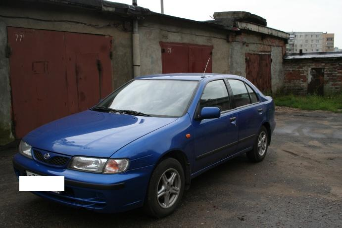 1999 nissan almera pics 1 6 gasoline ff manual for sale. Black Bedroom Furniture Sets. Home Design Ideas