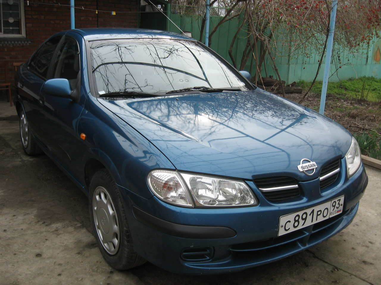 used 2001 nissan almera photos 1500cc ff manual for sale. Black Bedroom Furniture Sets. Home Design Ideas