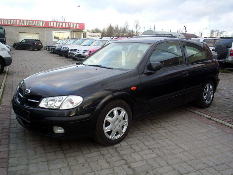 2002 nissan almera images 1497cc gasoline ff manual for sale. Black Bedroom Furniture Sets. Home Design Ideas