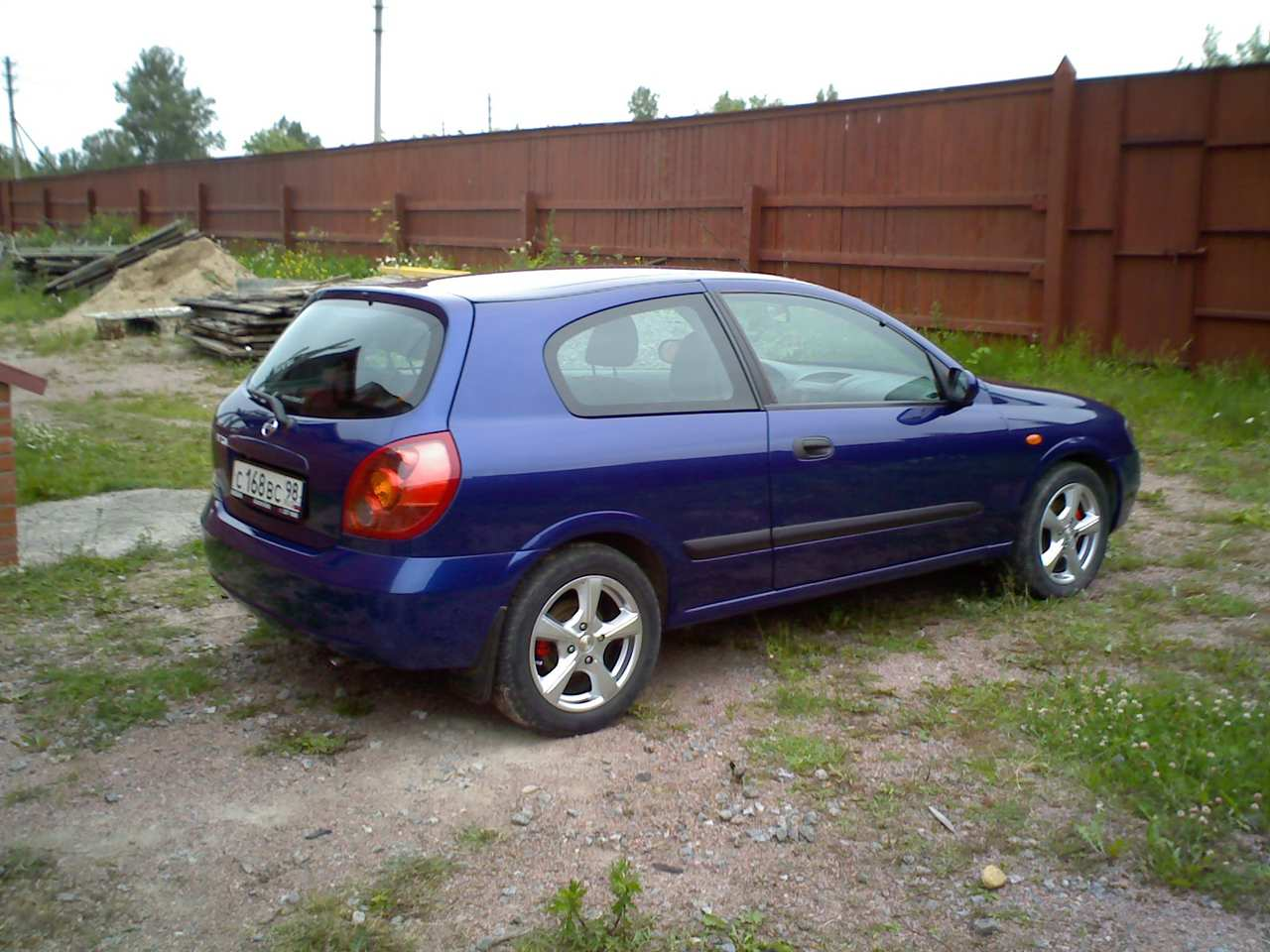 Nissan Pulsar Used Car Review