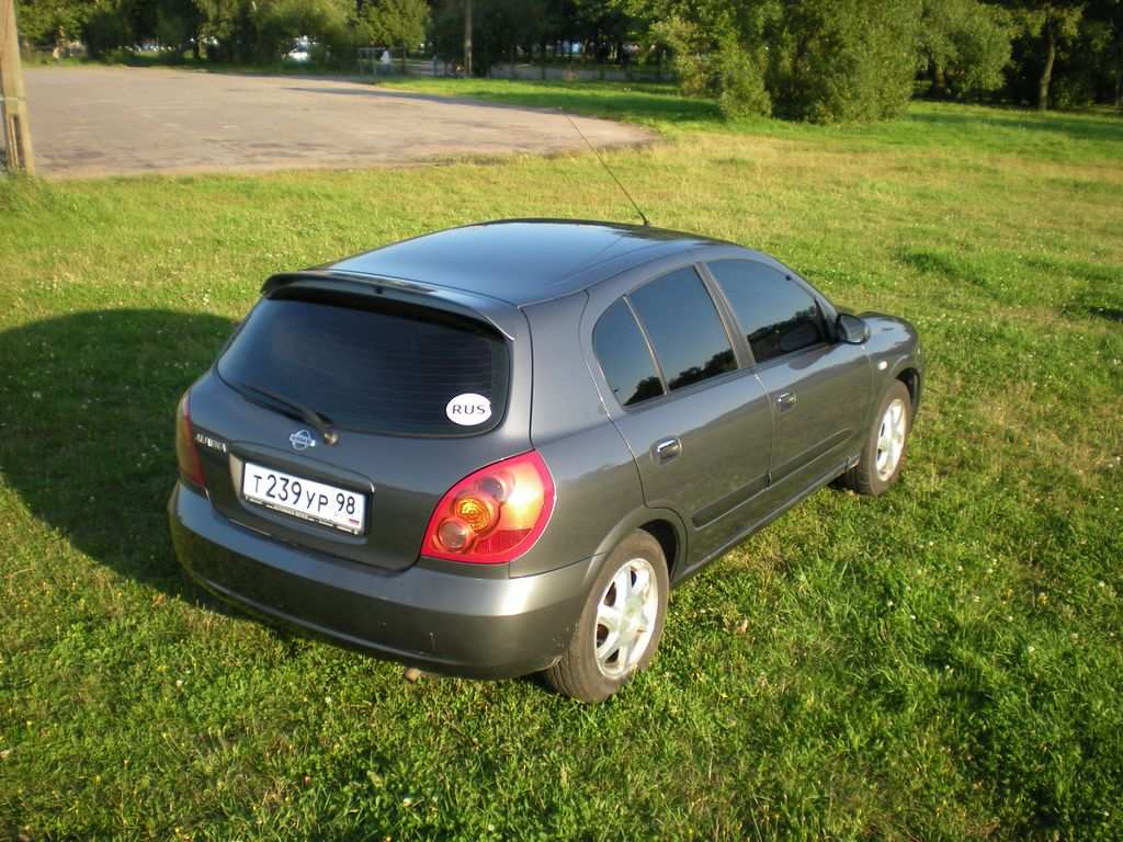 used 2003 nissan almera photos 1500cc gasoline ff manual for sale. Black Bedroom Furniture Sets. Home Design Ideas