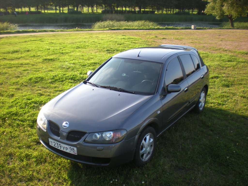 2003 nissan almera photos 1 5 gasoline ff manual for sale. Black Bedroom Furniture Sets. Home Design Ideas