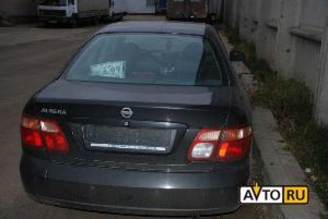 What To Do When Your Car Overheats >> 2004 Nissan Almera For Sale