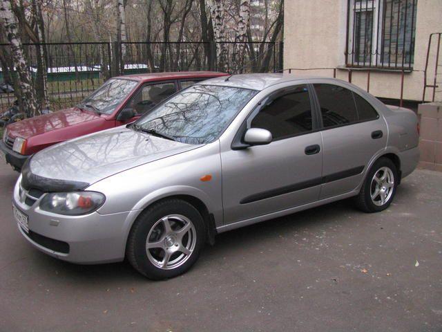 2005 Nissan Almera For Sale