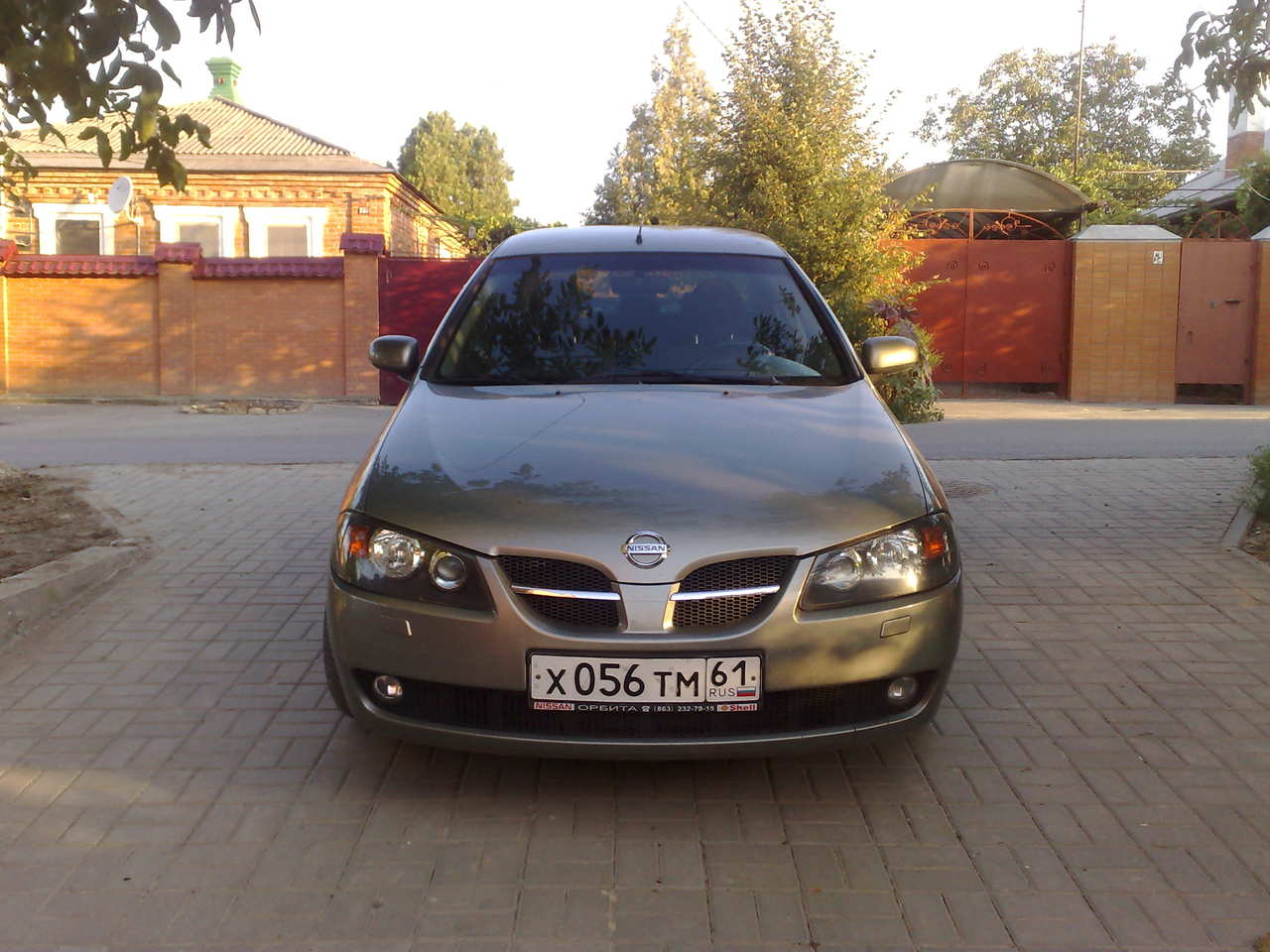 2005 nissan almera pictures gasoline ff automatic for sale. Black Bedroom Furniture Sets. Home Design Ideas