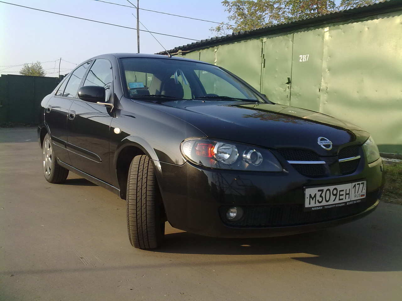 2005 nissan almera photos 1 5 gasoline ff manual for sale. Black Bedroom Furniture Sets. Home Design Ideas