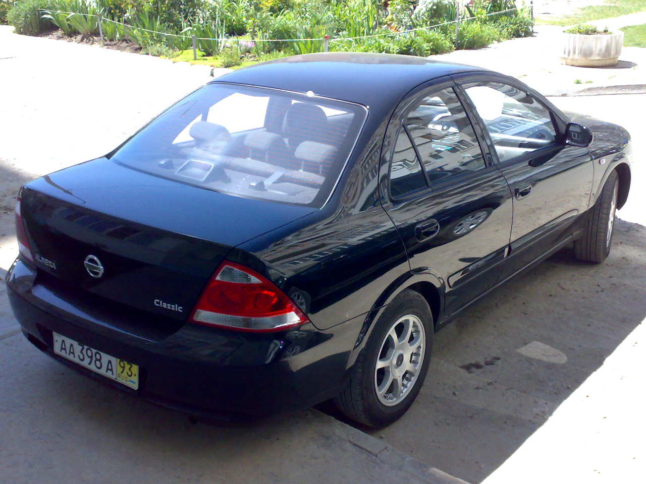2008 nissan almera classic images gasoline ff manual for sale. Black Bedroom Furniture Sets. Home Design Ideas