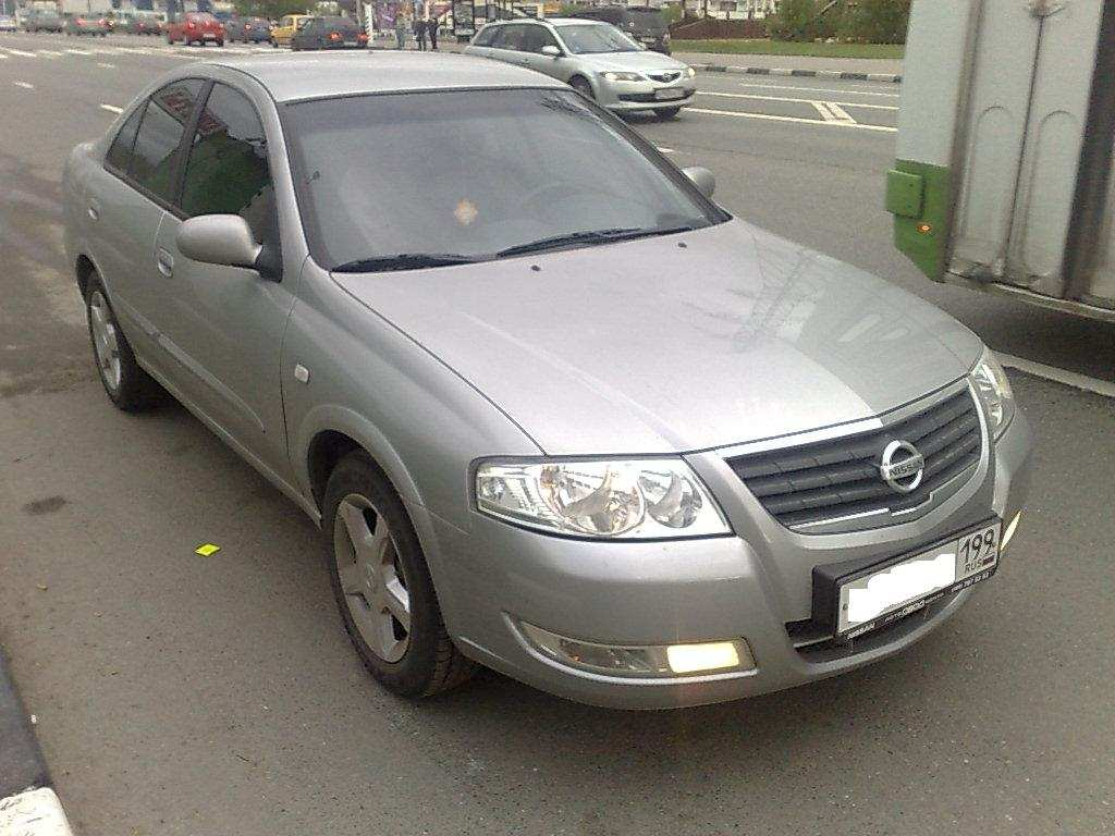 used 2009 nissan almera classic photos 1600cc gasoline ff automatic for sale. Black Bedroom Furniture Sets. Home Design Ideas