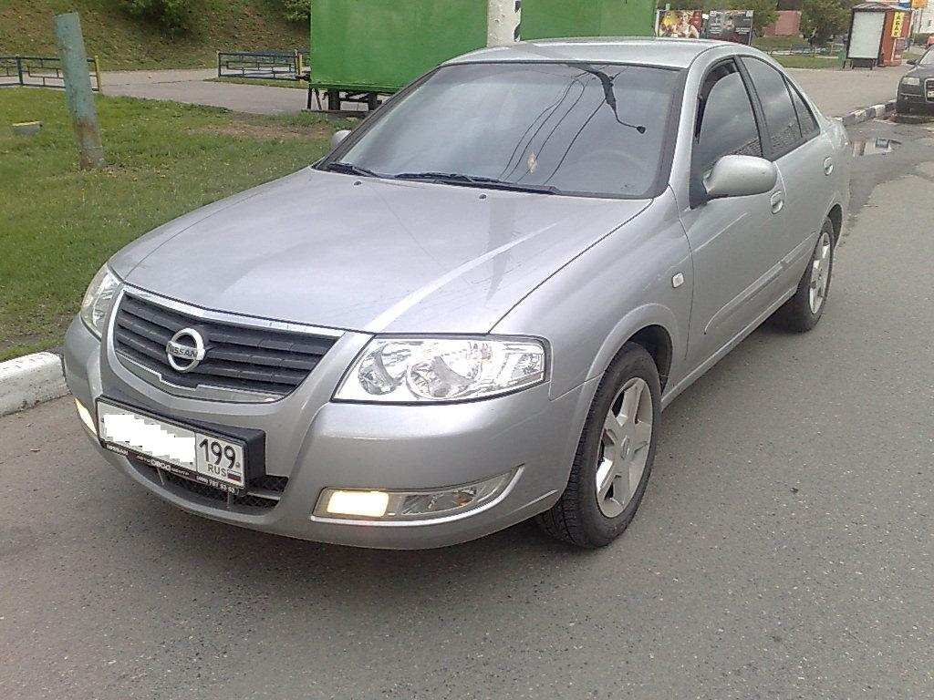 2009 nissan almera classic photos 1 6 gasoline ff automatic for sale. Black Bedroom Furniture Sets. Home Design Ideas