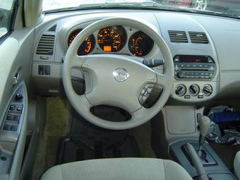 2001 Nissan Altima Images 2500cc Gasoline FF Automatic For Sale