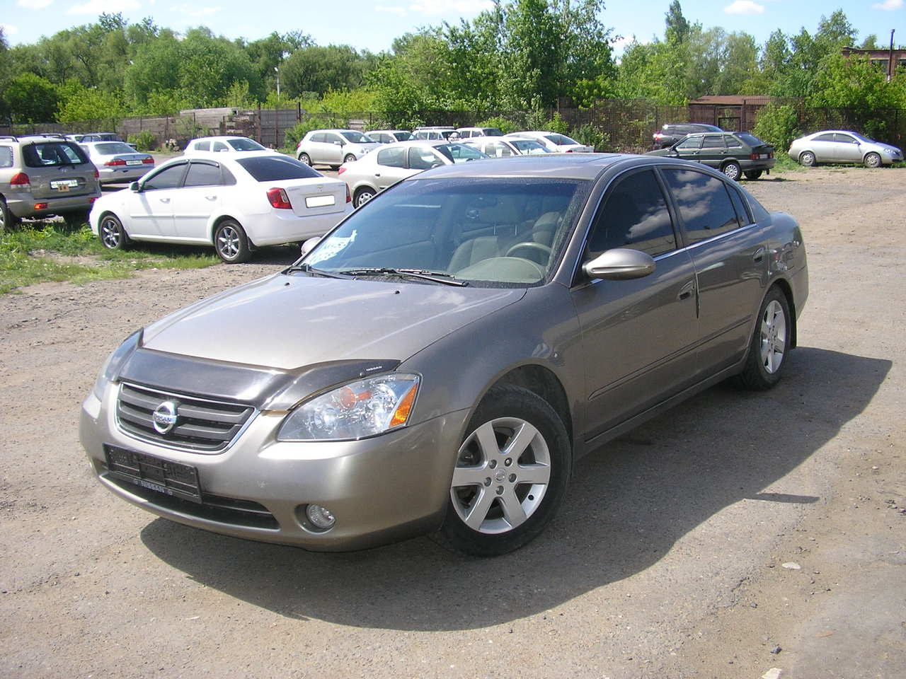 2002 Nissan Altima For Sale, 2.5, Gasoline, FF, Automatic ...