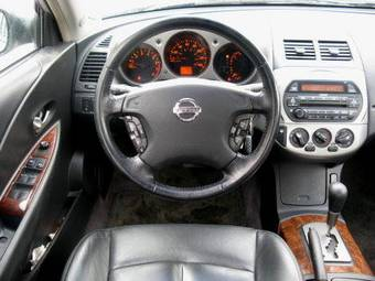 2003 nissan altima pictures, 2.5l., gasoline, ff, automatic for sale