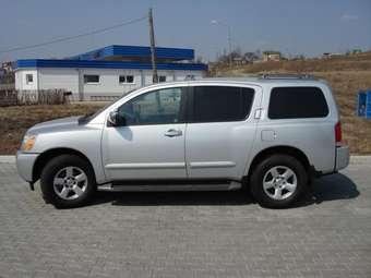 2003 Nissan Armada For Sale