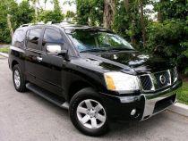 2005 Nissan Armada Pics