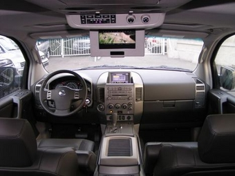 2006 Nissan Armada Photos For Sale