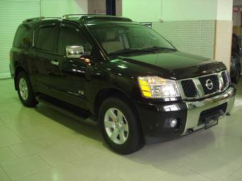 2006 nissan armada for sale 5600cc gasoline automatic for sale. Black Bedroom Furniture Sets. Home Design Ideas
