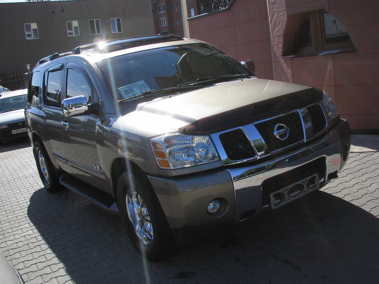 2006 nissan armada photos 5 6 gasoline automatic for sale. Black Bedroom Furniture Sets. Home Design Ideas