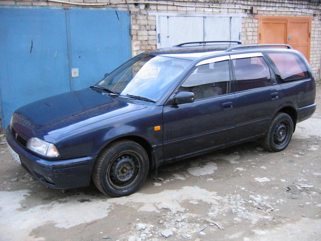 1991 Nissan Avenir Pictures 1800cc Gasoline Ff