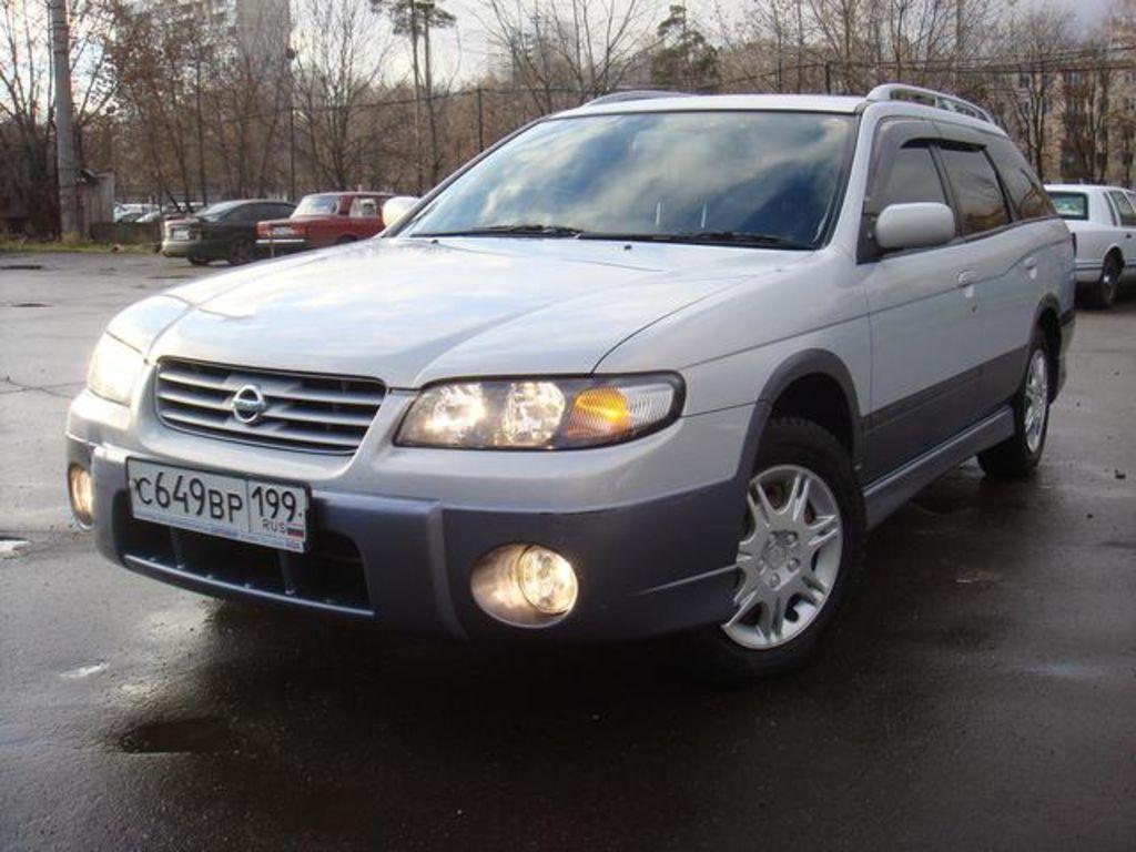 1994 Nissan Avenir Pictures, Gasoline, FF, Automatic For Sale
