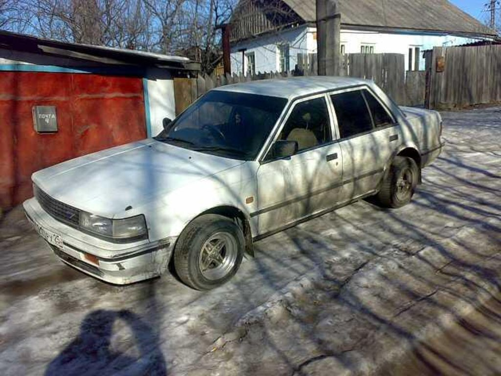 1988 Nissan Bluebird Pictures 1800cc Gasoline Ff Automatic For Sale 1994 Maxima Transmission Wiring Diagram