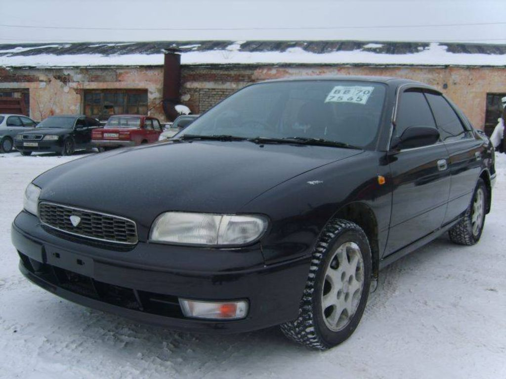 1995 Nissan Bluebird Pictures 2000cc Gasoline Ff