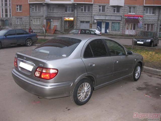 2000 nissan bluebird sylphy pictures rh cars directory net Nissan Bluebird Sylphy 2016 Nissan Bluebird Sylphy 2014