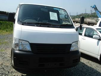2003 Nissan Caravan For Sale